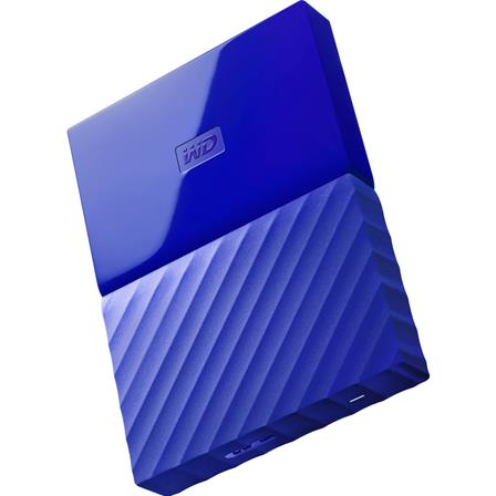 "WD MY Passport 2.5"" 1TB Blue USB3.0 WDBYNN0010BBL-WESN"